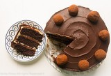 Salted Caramel Chocolate Cake – Inspired by the Great British Bake Off