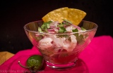 A Smoky, Spicy Ceviche