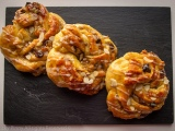 Apricot Couronne – The GBBO Technical Bake