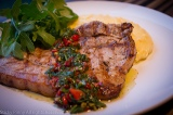 Pork and Polenta